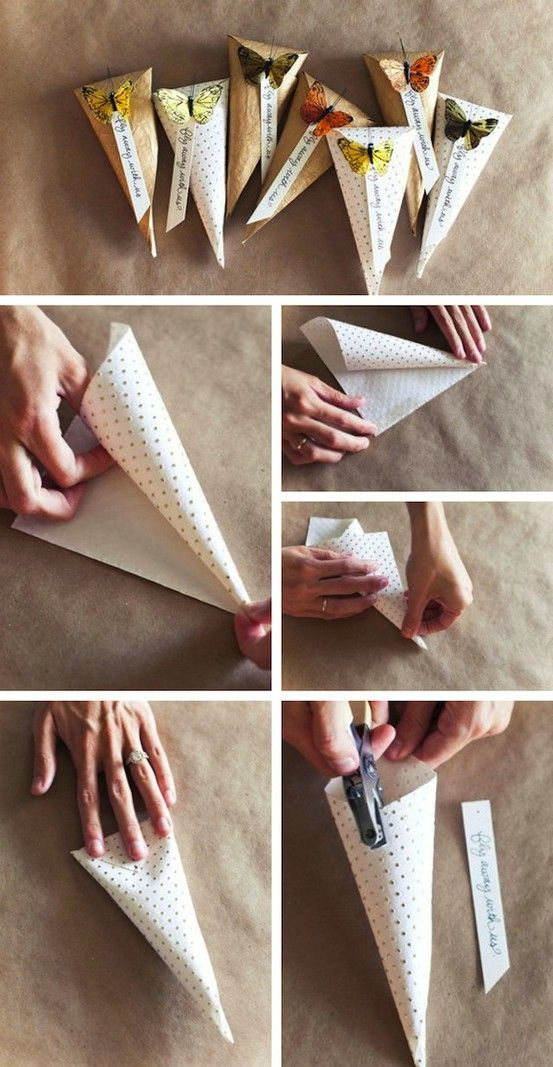 Comment faire un papier cadeau