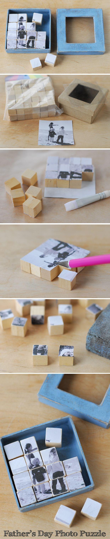 fabriquer cadeau fete des peres